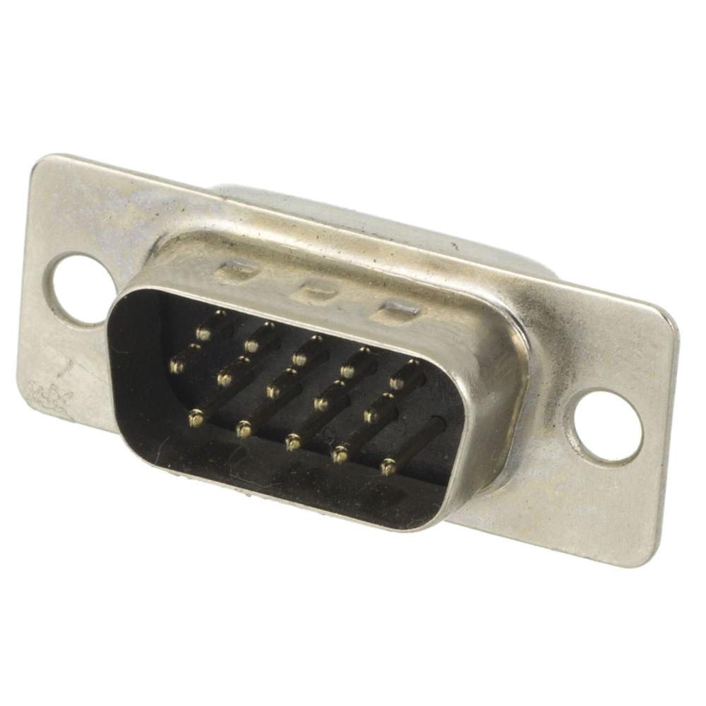 Conector DB15 Macho