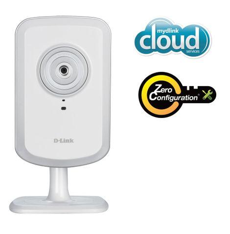camera-ip-wireless-n-dcs-930l-frente