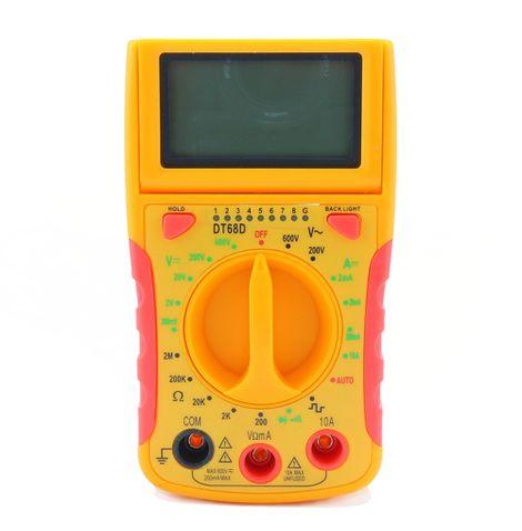 Multimetro-Digital-e-Testador-de-Cabos-frente