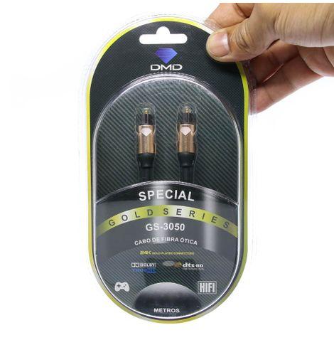 Cabo-Fibra-Optica-Gold-Series-DMD-GS-3050-150-Metros
