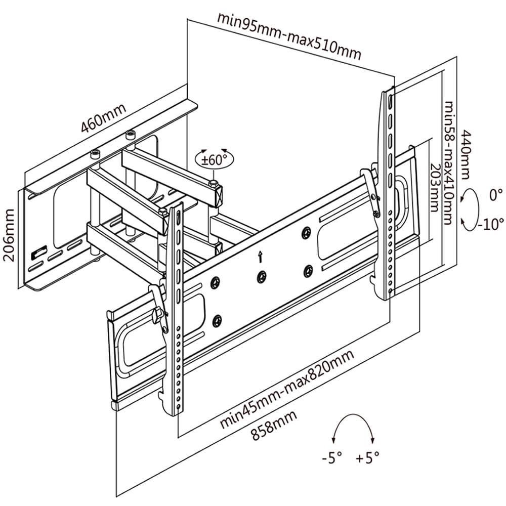 suporte-para-tv-articulado-de-37-ate-63-mt-948-medidas