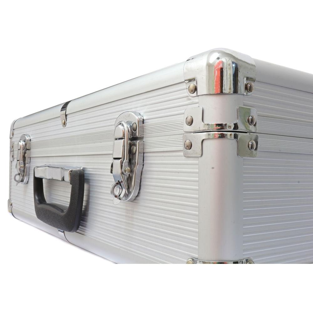 Maleta-para-Ferramentas-em-Aluminio-Pequena-Prata-lado2