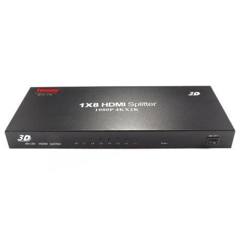 Video-Splitter-HDMI-com-8-Portas-MTV-118-frente