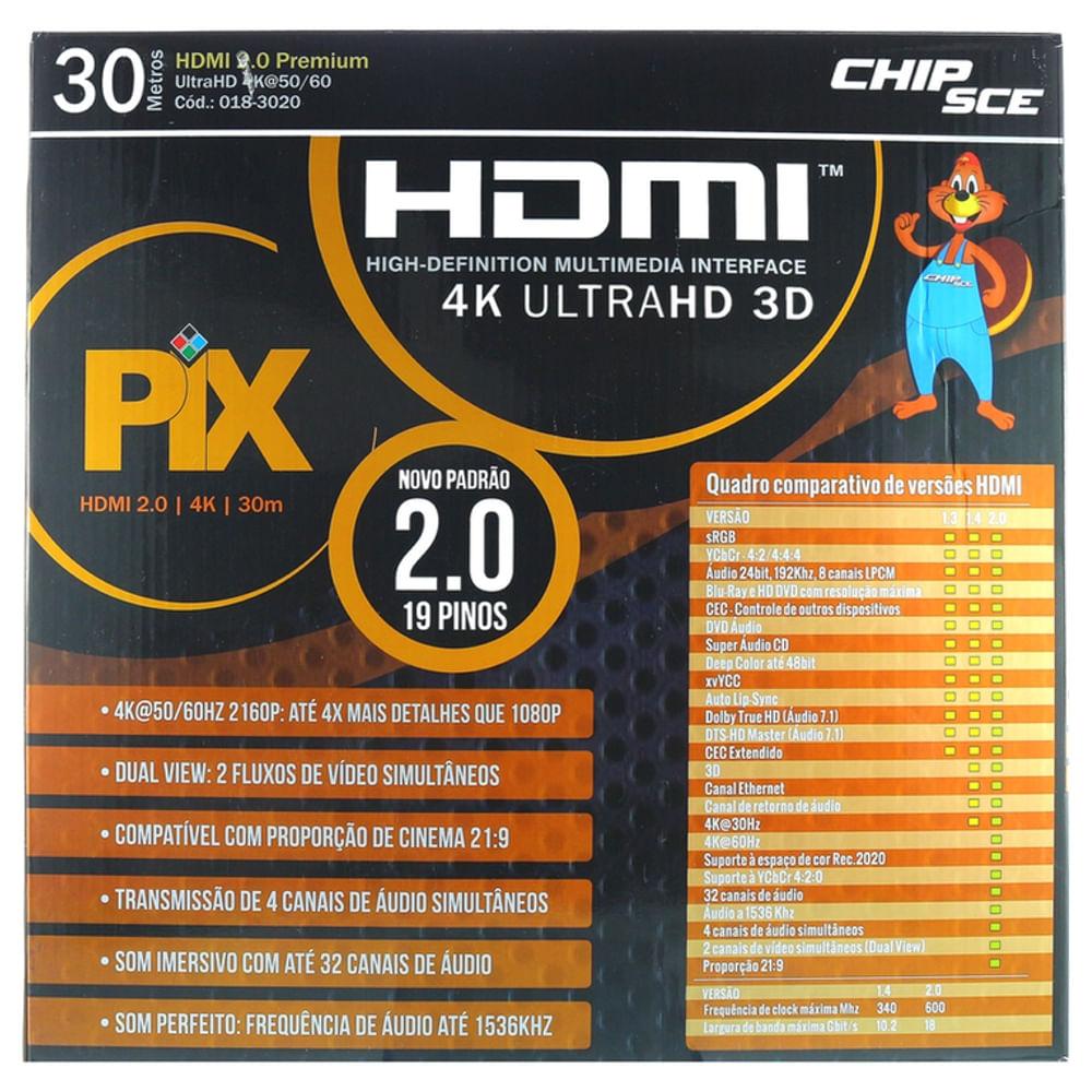 cabo-hdmi-2-0-premium-ultrahd-com-amplificador-30-metros-traseira