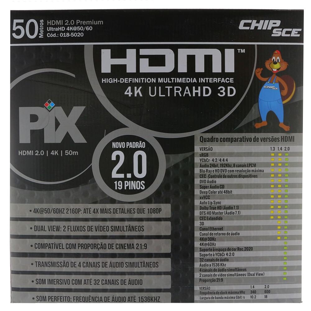 cabo-hdmi-2-0-premium-ultrahd-com-amplificador-50-metros-traseira