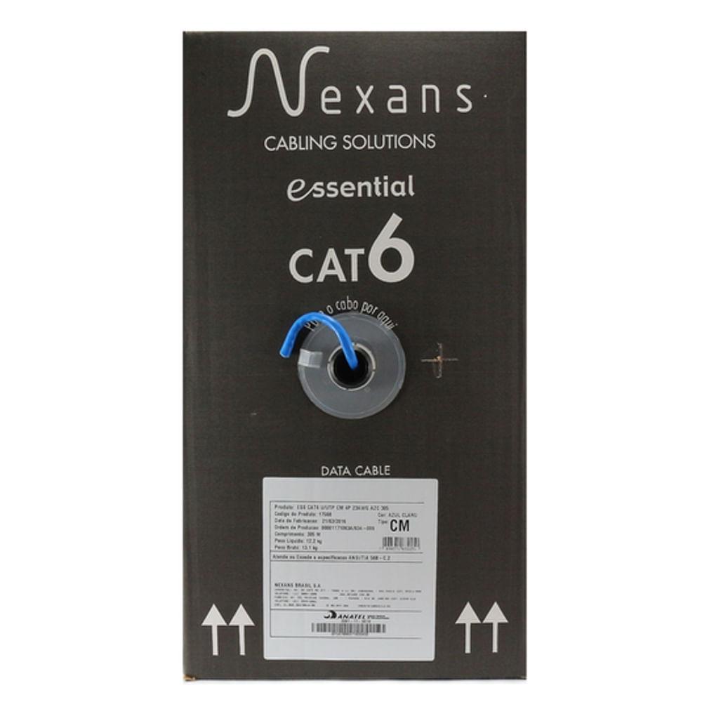 cabo-de-rede-cat6-essential-azul-nexans-lado1