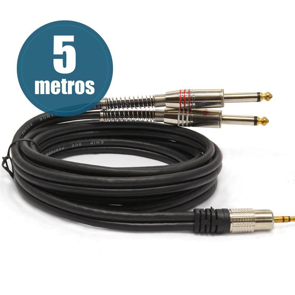 cabo-p2-stereo-para-2-p10-mono-5-metros-cabo
