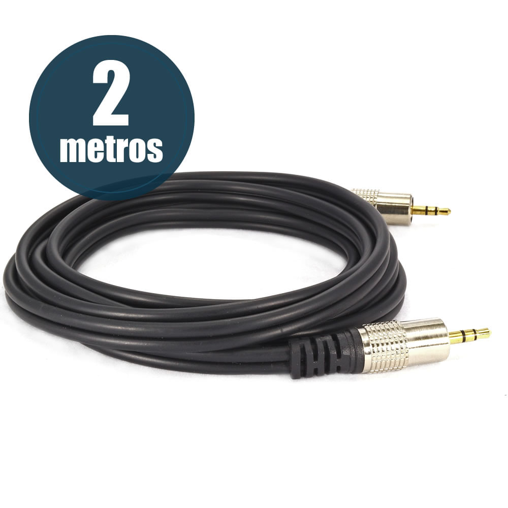 cabo-p2-stereo-profissional-2-metros-cabo