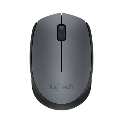 mouse-optico-usb-wireless-m170-cinza-frente
