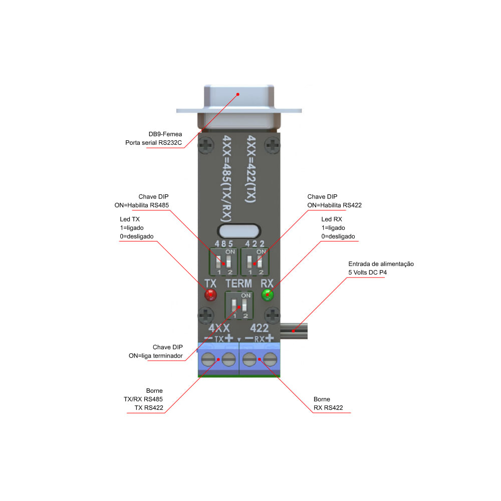 conversor-serial-rs232-para-rs485-422-externo-e-232-485-traseira