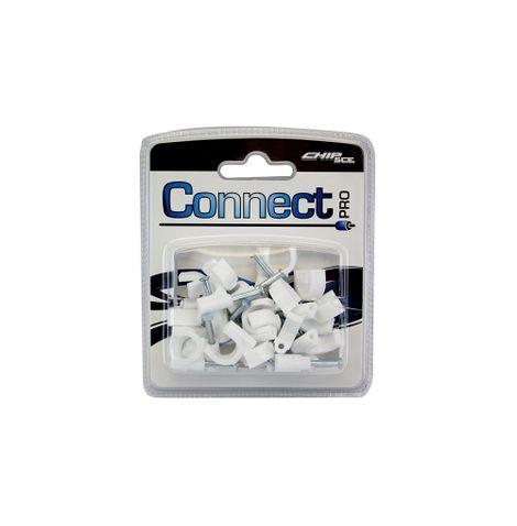 c065d7a54 Fixa Fio de 10mm Branco - Central Cabos Mobile