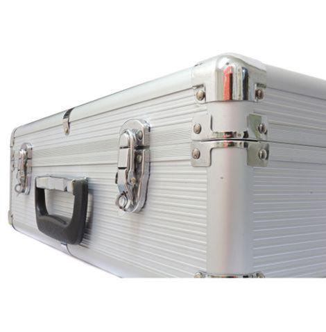 Maleta-para-Ferramentas-em-Aluminio-Grande-Prata-frente