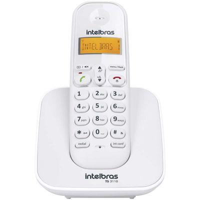 telefone-sem-fio-digital-ts-3110-branco-frente