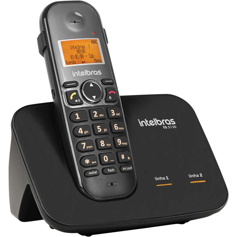 telefone-sem-fio-digital-para-duas-linhas-ts-5150-lado