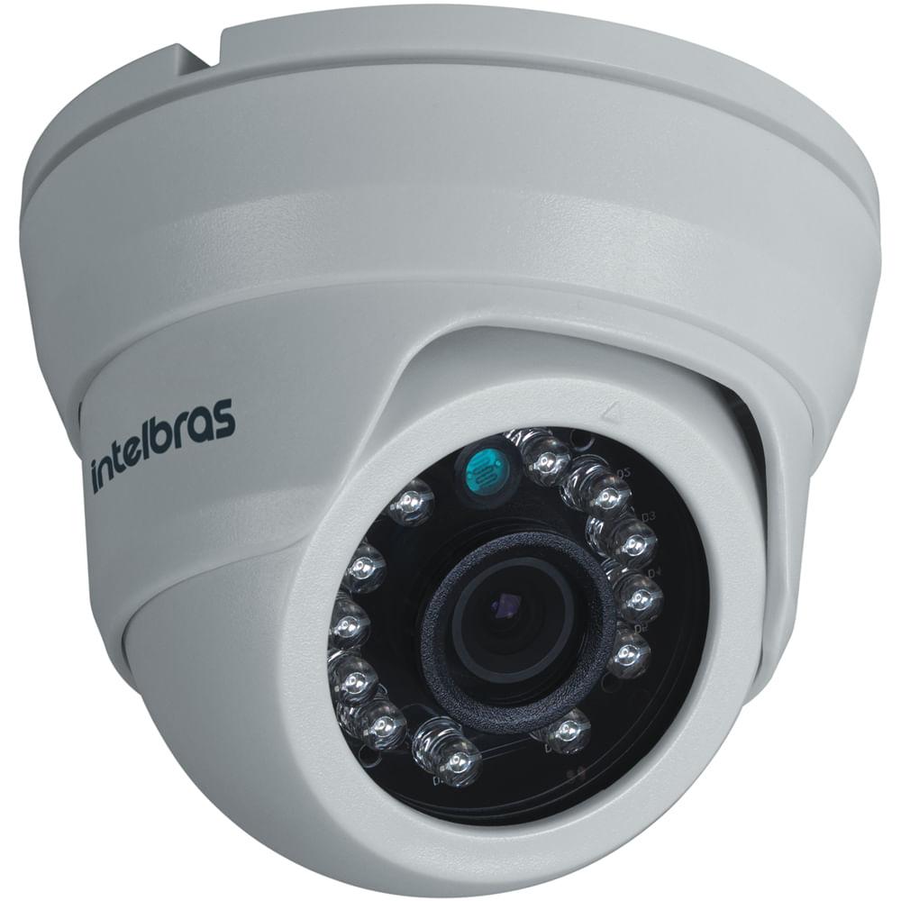 camera-dome-analog-ahd-com-Infra-vmd-1010-d-lado