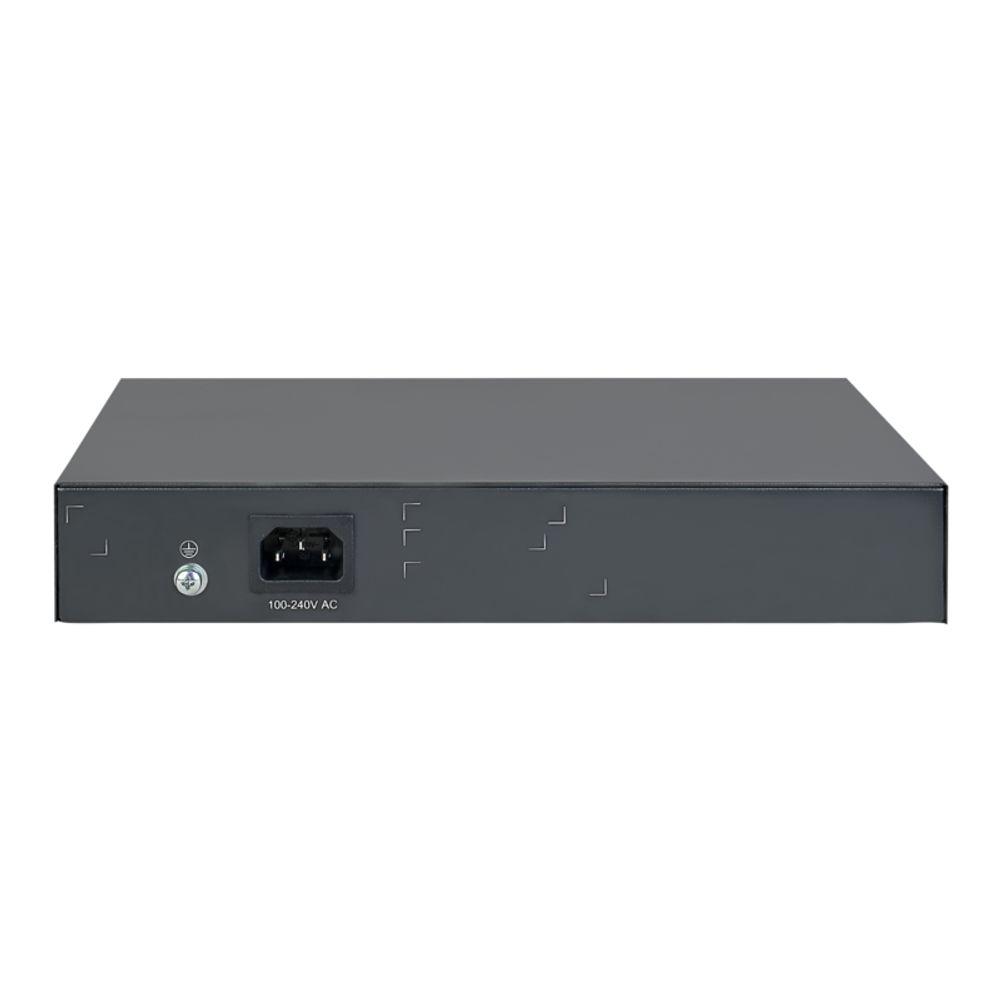 switch-gigabit-16-portas-jh016a-traseira