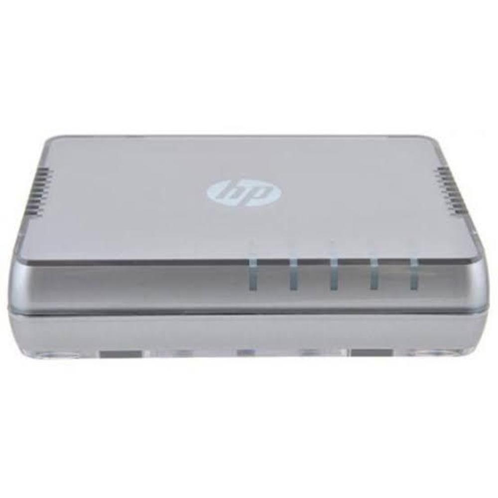 switch-gigabit-5-portas-jh407a-frente