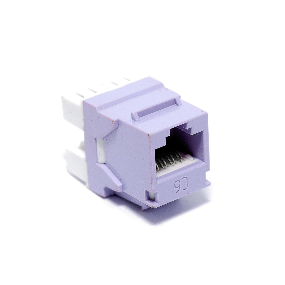 keystone-rj45-cat6-violeta-furukawa-frente