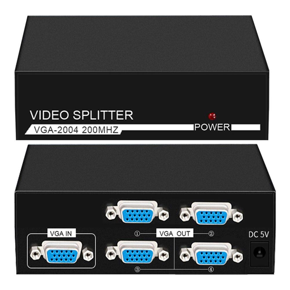 Splitter VGA 1 x 4