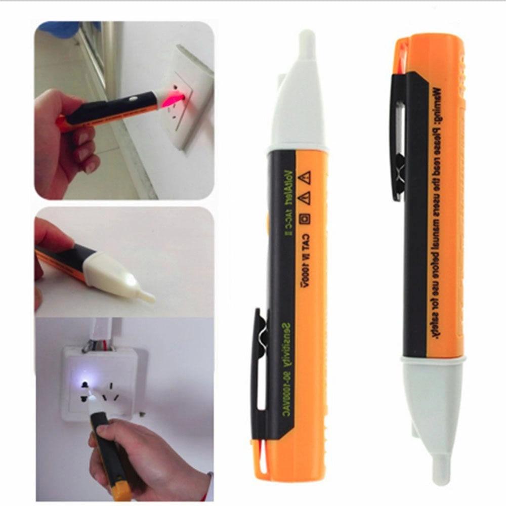 Detector de Tensão Com Alerta Sonoro PZ-1AC-D