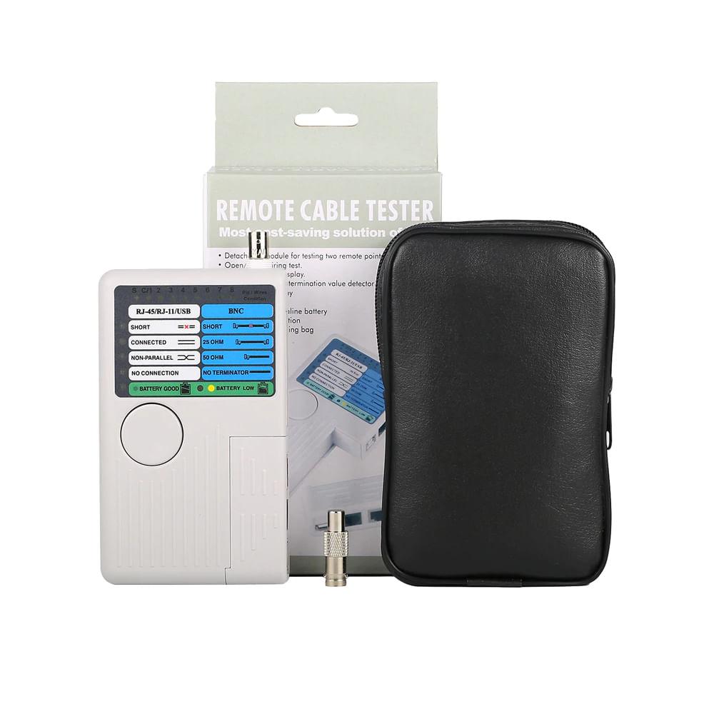 Testador de Cabo Rede/USB/BNC - 954
