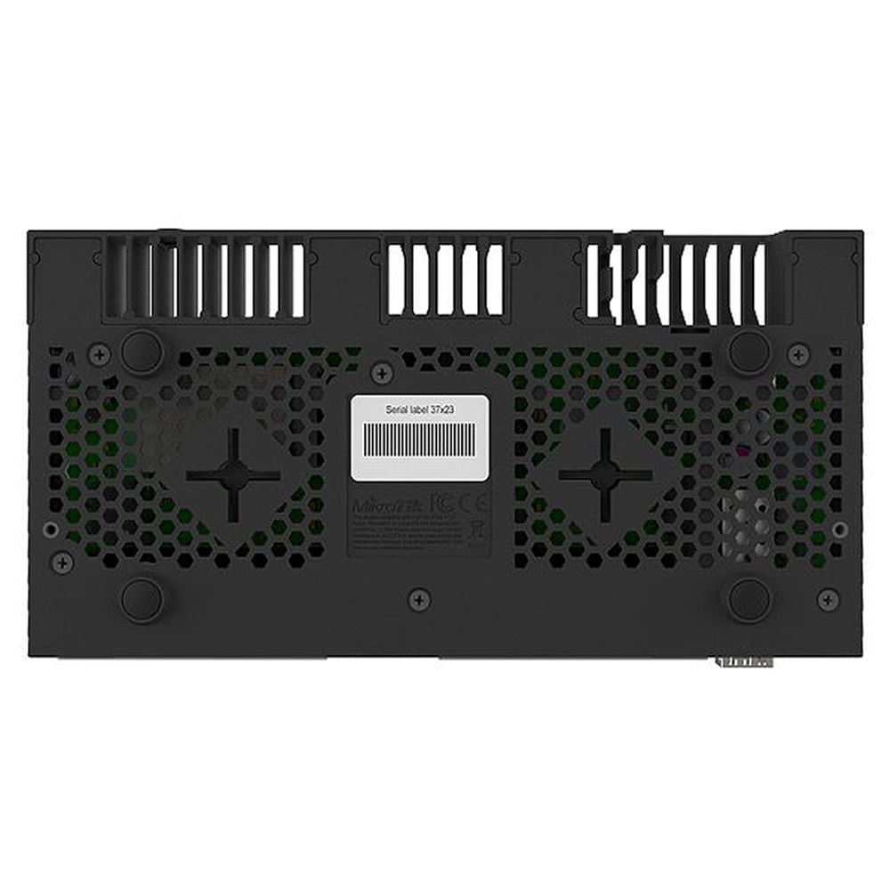 Roteador Mikrotik Routerboard RB4011IGS-RM - 6485