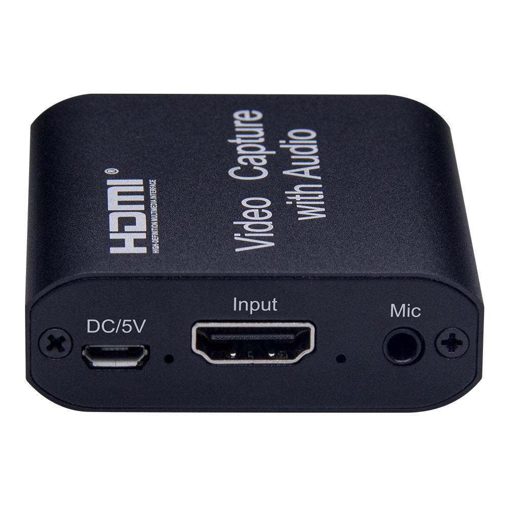 Placa Captura de Vídeo HDMI Com Áudio - 6917