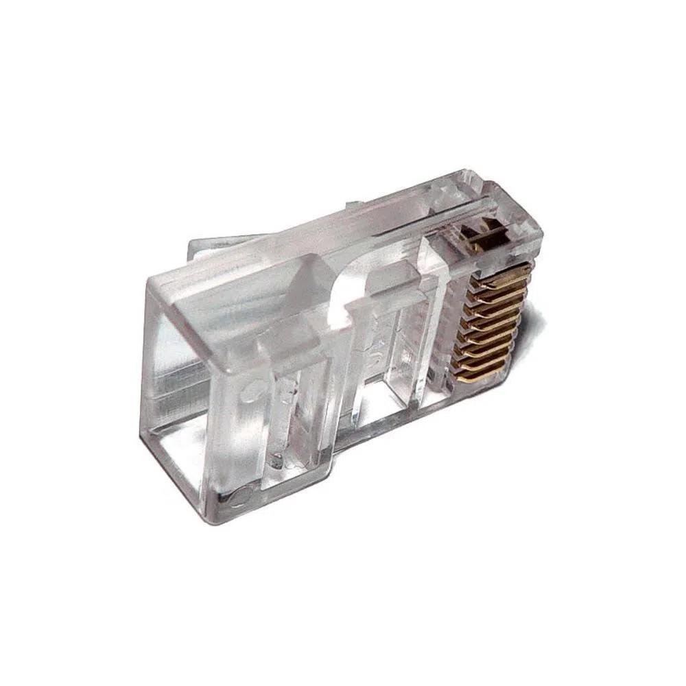 Conector Plug RJ45 Cat5e, 5 Unidades