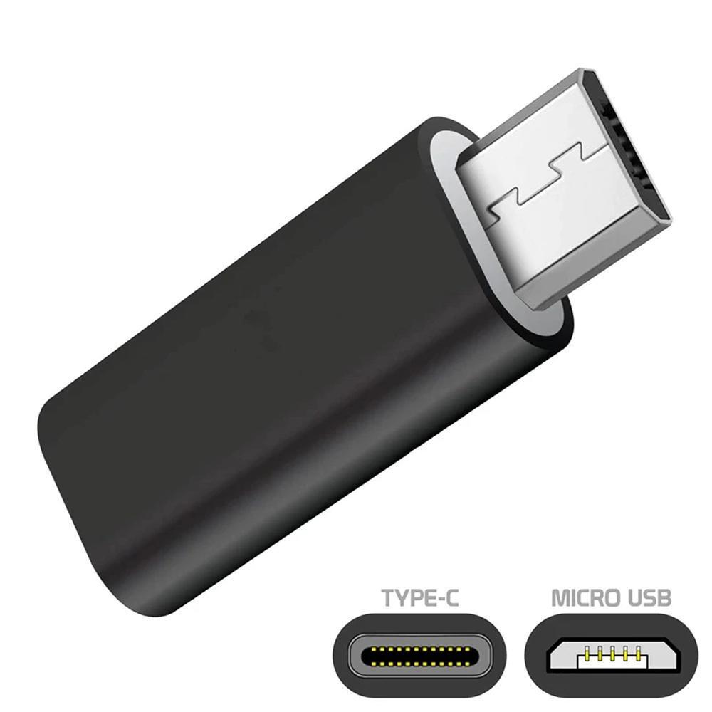 Adaptador Tipo C Para Micro USB - 7030