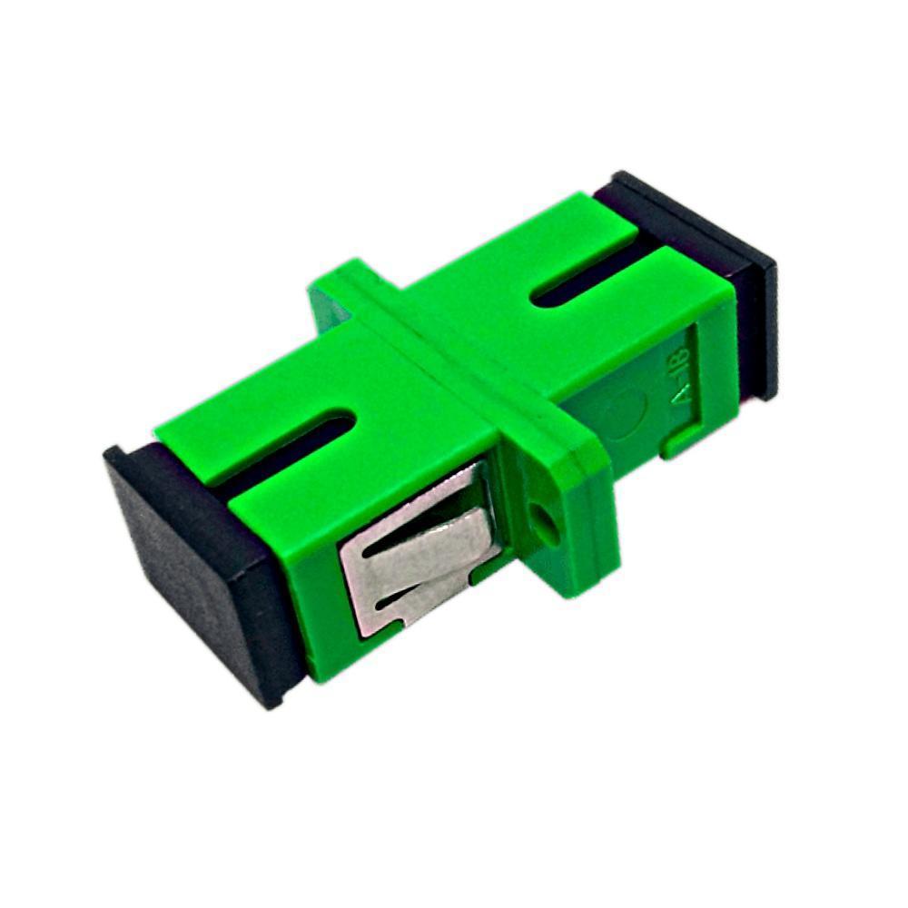 Acopladores simplex sm sc/apc (verde) - 7029