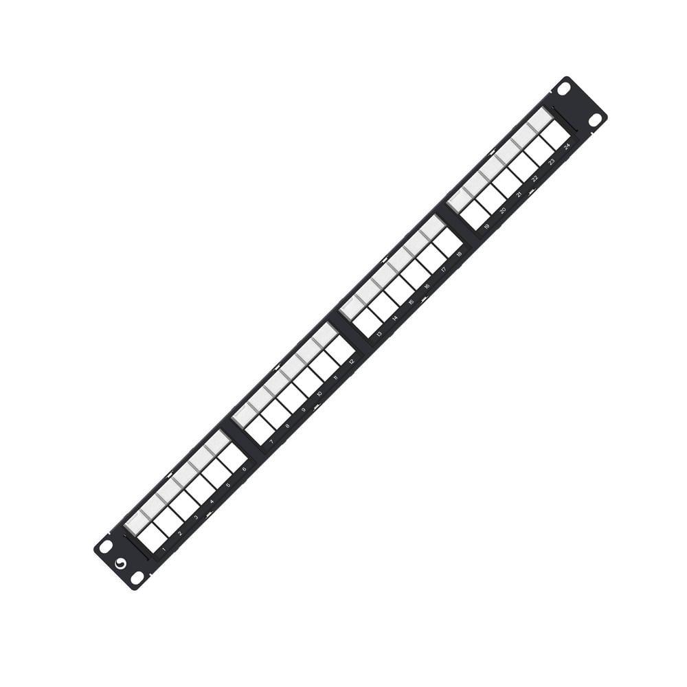 Patch Panel 24 Portas Descarregado CommScope - 2405