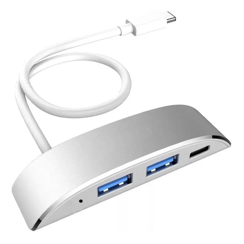 Hub USB Tipo C com 2 Portas USB 3.0 - 7075